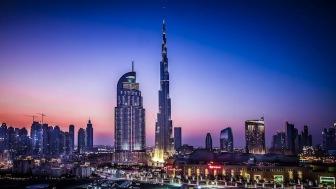 Самые богатые мусульмане живут в Дубае