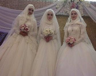 Свадьбы в Чечне шариатизируются
