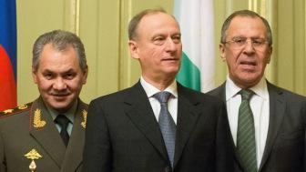 Шойгу, Иванов и Патрушев – инициаторы военной кампании РФ в Сирии