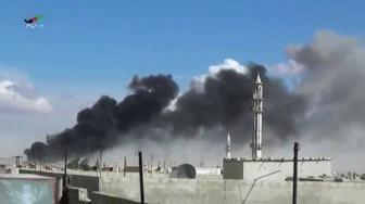Сирия: Кому война, а кому геополитика