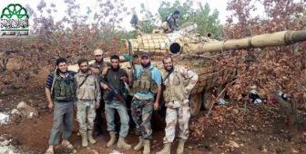 Российско-асадитское наступление захлебнулось под Хамой