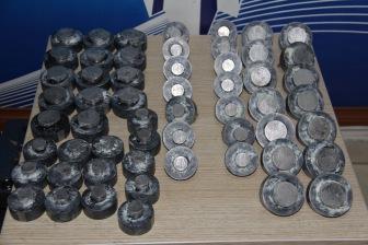 Закрыт цех чеканки монет ИГ. В Турции.