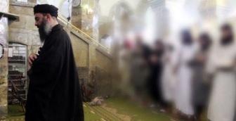 Глава «Исламского государства» аль-Багдади жив и здоров. Сообщения о ранении не подтвердились