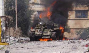В боях за Алеппо армия Асада несет ощутимые потери