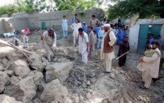 63 человека – таково число погибших при землетрясении в Афганистане