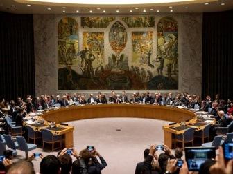 Россия отвергла резолюцию Совбеза ООН о «Прекращении применения баррельных бомб в Сирии»