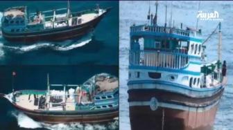 Груженое контрабандным оружием иранское судно захвачено арабской коалицией
