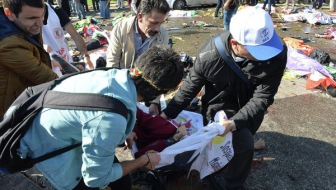 Установлена личность виновного в терактах в Анкаре