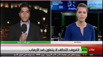 Канал Russia Today in arabic провел скандальное интервью с представителем ССА
