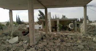 От российских ракет в Сирии пострадало село с выходцами из Дагестана