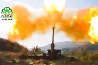 """""""Ахрар аш-Шам"""" обстрелял российскую авиабазу в Латакии"""