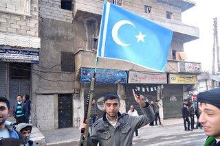 Асадиты опять бомбят туркменов