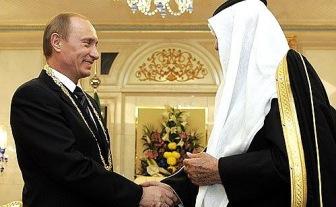 """Заклятые """"друзья"""" на нефтяные века: Саудовская Аравия и Россия"""
