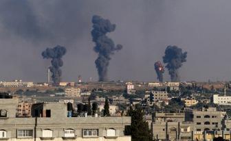 Салман Булгарский: месяц российской военной агрессии в Сирии