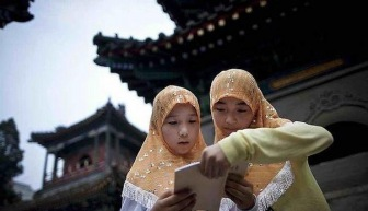 В Китае могут посадить за ношение хиджаба или никаба