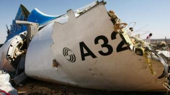 Стало известно, что взрывчатку передали на борт А321 с продуктами питания