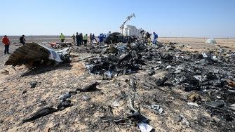 Медэксперт из Египта считает, что на борту А321 произошел взрыв.