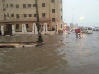 Наводнение в Александрии уже унесло жизни более десятка людей