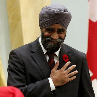 Канада создала многонациональное правительство