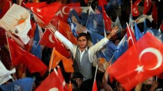 Кому отдали свои голоса турки за границей?