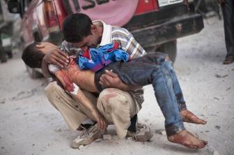 Авиаудары Путина: убито 526 мирных жителя, из них 137 детей
