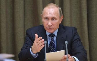 """Путин назвал Турцию """"пособниками террористов"""""""