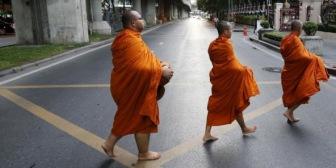 Буддисты Таиланда хотят повторить опыт Бирмы