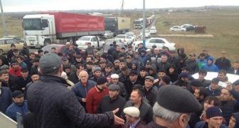 Поход Кавказа на Москву - 30 ноября