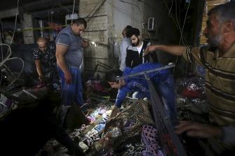 В южном пригороде Бейрута произошёл теракт