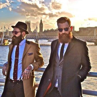 Борода сегодня это еще и модный мужской аксессуар