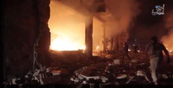 Бомбежки Ракки: принцип Талиона в действии
