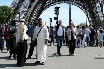 В Европе уже 44 миллиона мусульман