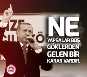 Эрдоган призывает изменить турецкую Конституцию