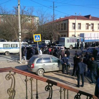 Показная борьба с терроризмом: налеты на мечети в Дагестане