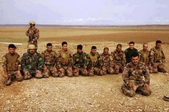 Все против всех: ИГИЛ - Пешмерга - шииты - РПК
