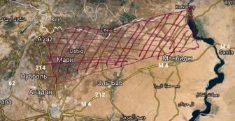 Анкара заявляет о создании буферной зоны в Сирии в течении недели