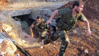 Под Алеппо сорвано наступление курдов под прикрытием самолётов РФ