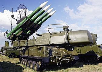 Башар Асад получил российские зенитно-ракетные комплексы