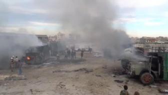 Месть за позор: за военные поражения - по гражданским объектам