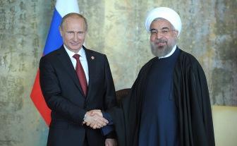 В Тегеране начались переговоры двух друзей - России и Ирана