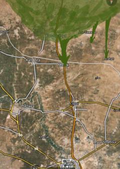 Сирия: освобождение от войск Асада города Морик
