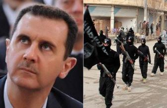 Теракты в Париже на руку Асаду