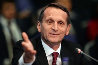 Нарышкин: ограничение полномочий РФ в ПАСЕ неприемлемо