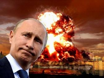 Путин допускает использование против ИГИЛ ядерного оружия