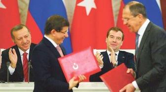 Кабинет министров предлагает выйти из русско-турецкого договора о взаимопомощи