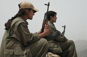 Ирак: шиитские террористы сотрудничают с курдскими