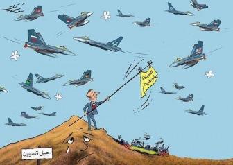 Сирия: Всё смешалось – люди, кони…