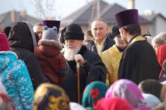 """Дагестанец строит кубанцам в """"Немецкой деревне"""" церковь"""