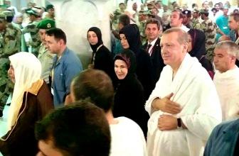 Умру совершил президент Турции