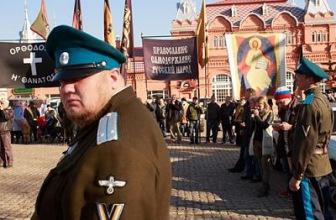 Московское иго: за крымскими татарами пришли казаки